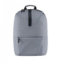 Mi Casual Backpack Waterproof 600D Polyester 15.6 Inch Laptop 42g Gray