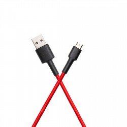 Mi Braided USB Type-C Cable 100cm Red
